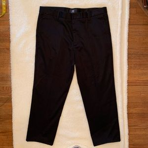 Men's Dockers size 36 black pants